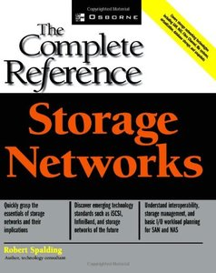 Storage Networks: The Complete Reference-cover