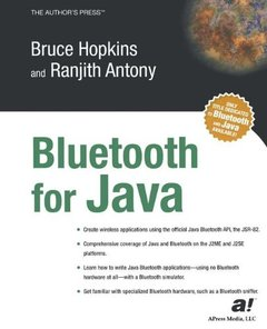Bluetooth For Java-cover