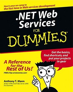 .NET Web Services for Dummies-cover