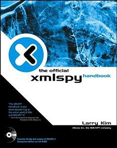 XMLSPY Handbook-cover