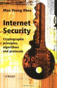 Internet Security: Cryptographic Principles, Algorithms and Protocols (Hardcover)-cover