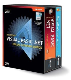 Microsoft Visual Basic .Net Deluxe Learning Edition Version 2003-cover
