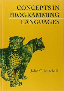 Concepts in Programming Languages (Hardcover)-cover