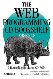 The Web Programming Cd Bookshelf: Version 1.0 (Paperback)-cover