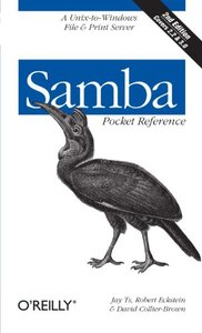 Samba Pocket Reference, 2/e-cover