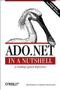 ADO.NET in a Nutshell-cover