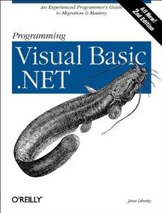 Programming Visual Basic .NET, 2/e (Paperback)-cover