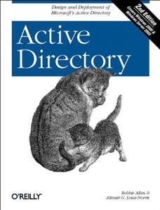 Active Directory, 2/e (Paperback)-cover