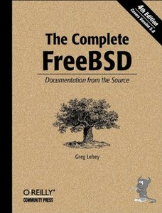 The Complete FreeBSD, 4/e-cover