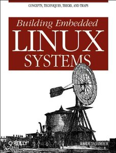 Building Embedded Linux Systems-cover