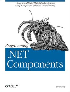 Programming .NET Components-cover
