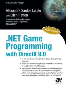 .NET Game Programming with DirectX 9.0-cover