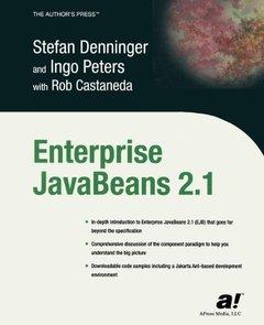 Enterprise JavaBeans 2.1-cover