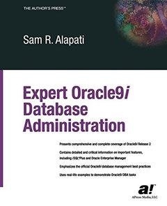 Expert Oracle9i Database Administration-cover