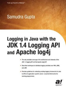 Logging in Java with the JDK 1.4 logging API and Apache Log4j-cover