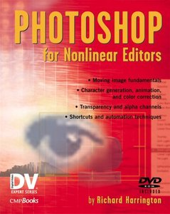 Photoshop for Nonlinear Editors (Paperback)-cover