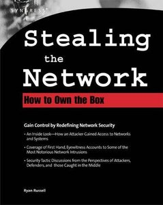 Stealing the Network: How to Own the Box-cover