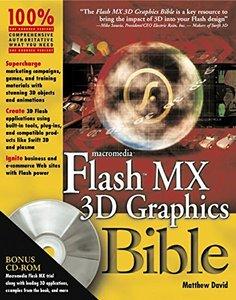 Flash MX 3D Graphics Bible-cover