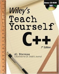 Teach Yourself C++, 7/e-cover