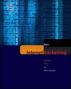 Internet Marketing: Integrating Online and Offline Strategies-cover