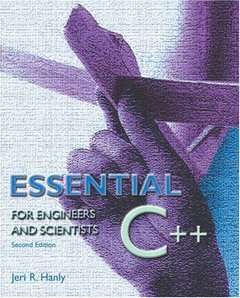 Essential C++ for Engineers and Scientists, 2/e (Paperback)-cover