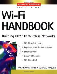 Wi-Fi Handbook: Building 802.11b Wireless Networks-cover