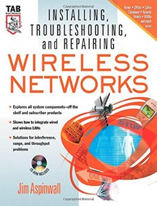 Installing, Troubleshooting, and Repairing Wireless Networks-cover