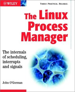 The Linux Process Manager-cover