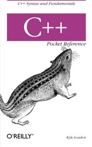 C++ Pocket Reference (Paperback)-cover