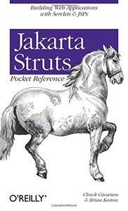 Jakarta Struts Pocket Reference-cover