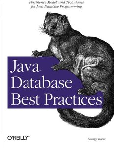 Java Database Best Practices-cover