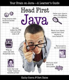 Head First Java-cover