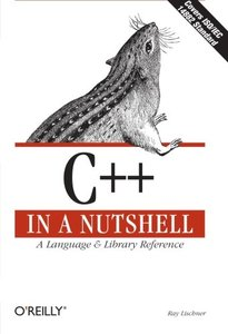C++ in a Nutshell (Paperback)-cover