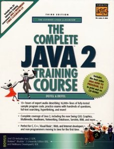The Complete Java Training Course, 5/e-cover