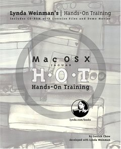 Mac OS X Hands-On Training-cover