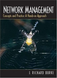 Network Management: Concepts and Practice, A Hands-On Approach (Hardcover)-cover