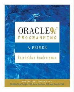 Oracle 9i Programming: A Primer-cover