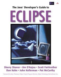 The Java Developer's Guide to Eclipse-cover