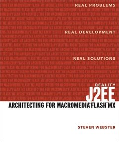 Reality J2EE: Architecting for Macromedia Flash MX-cover
