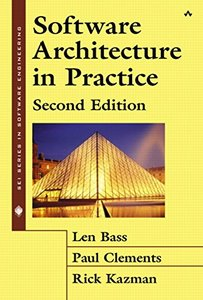 Software Architecture in Practice, 2/e (Hardcover)-cover