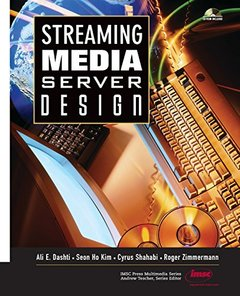 Streaming Media Server Design (Hardcover)-cover