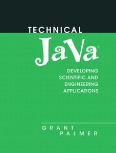 Technical Java: Applications for Science and Engineering-cover