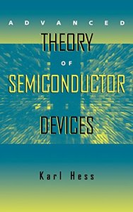 Advanced Theory of Semiconductor Devices (Hardcover)-cover