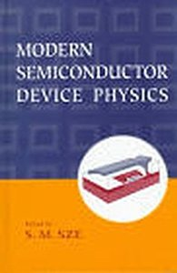Modern Semiconductor Device Physics (Hardcover)-cover