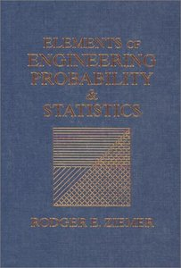 Elements of Engineering Probability and Statistics(精裝)-cover