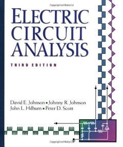 Electronic Circuit Analysis, 3/e-cover