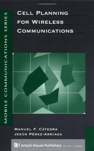 Cell Planning for Wireless Communications (Artech House Mobile Communications Library)-cover