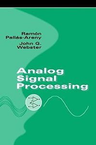 Analog Signal Processing-cover