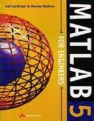 MATLAB 5 for Engineers , 2/e