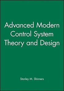 Advanced Modern Control System Theory and Design-cover